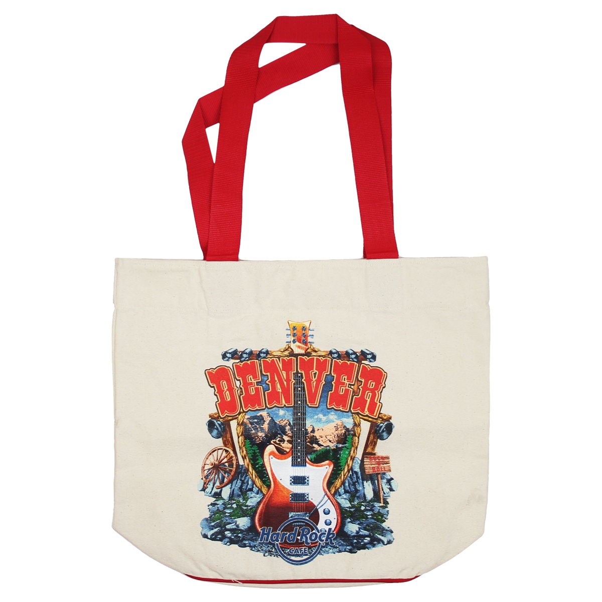 City Tote Bag Denver 0