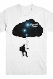 Music is My Universe Tee - Jeremiah Perkins