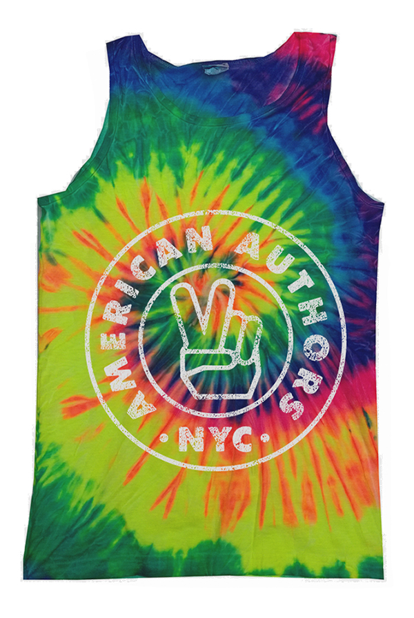 fa88cc785560bb Peace Tank (Tie-Dye) SALE - American Authors SALE - Online Store on  District Lines