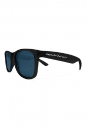Logo wayfarer Sunglasses (Black)