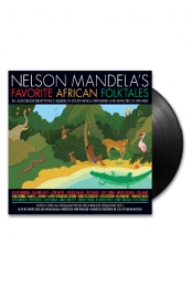 Nelson Mandela's Favorite African Folktales (An Audiobook Benefiting Children Orphaned and Impacted by HIV/AIDS in South Africa)