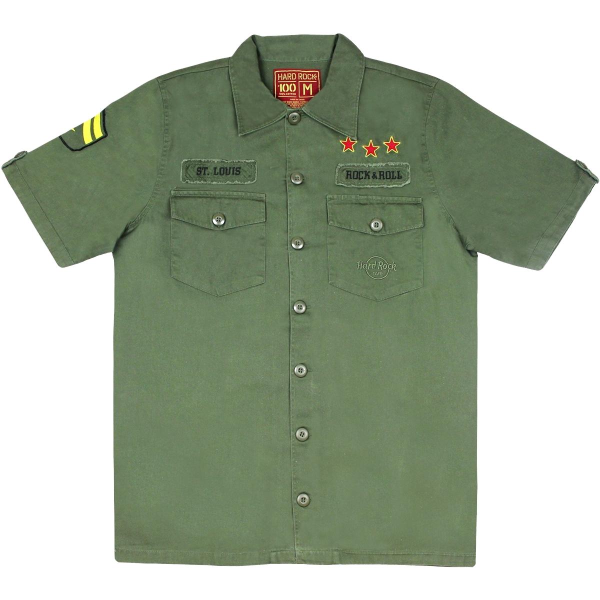 Mens Scout Shirt St Louis 0