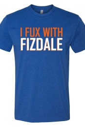 I Fux With Fizdale Tee (Royal)