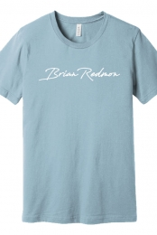 Signature Tee (Light Blue)