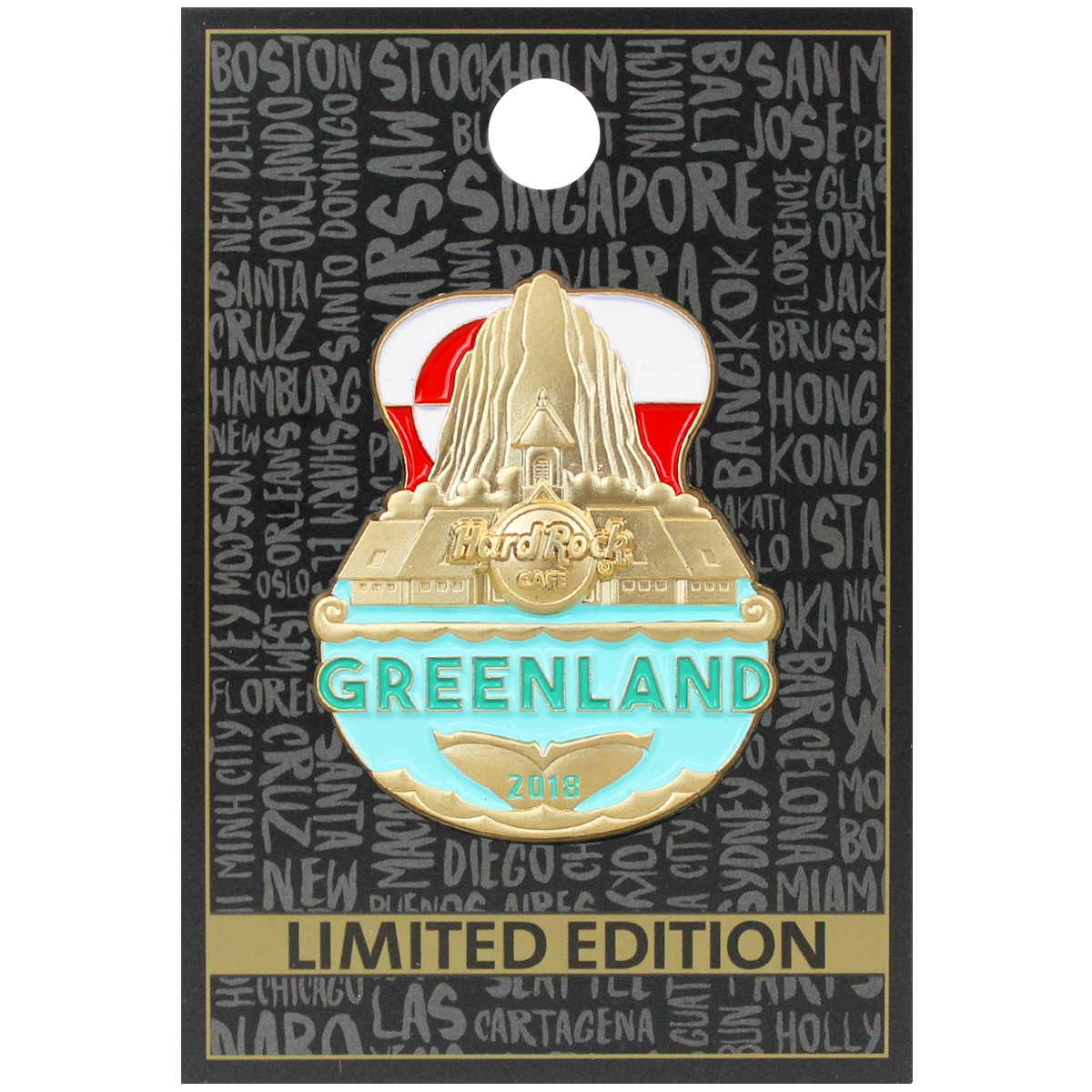 Cut Off Guitar Greenland 18 0