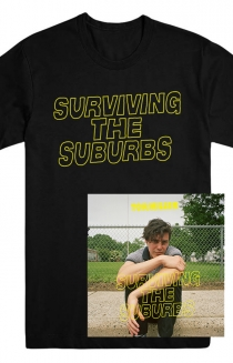 Surviving the Suburbs Tee + Digital Download + Instant Grats