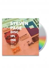Discipline CD (Signed)  - Steven Page
