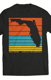 Florida Framily (Black)