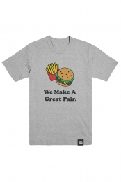 Burger and Fries Tee