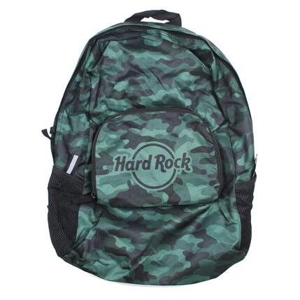 PWP Camo Backpack 0