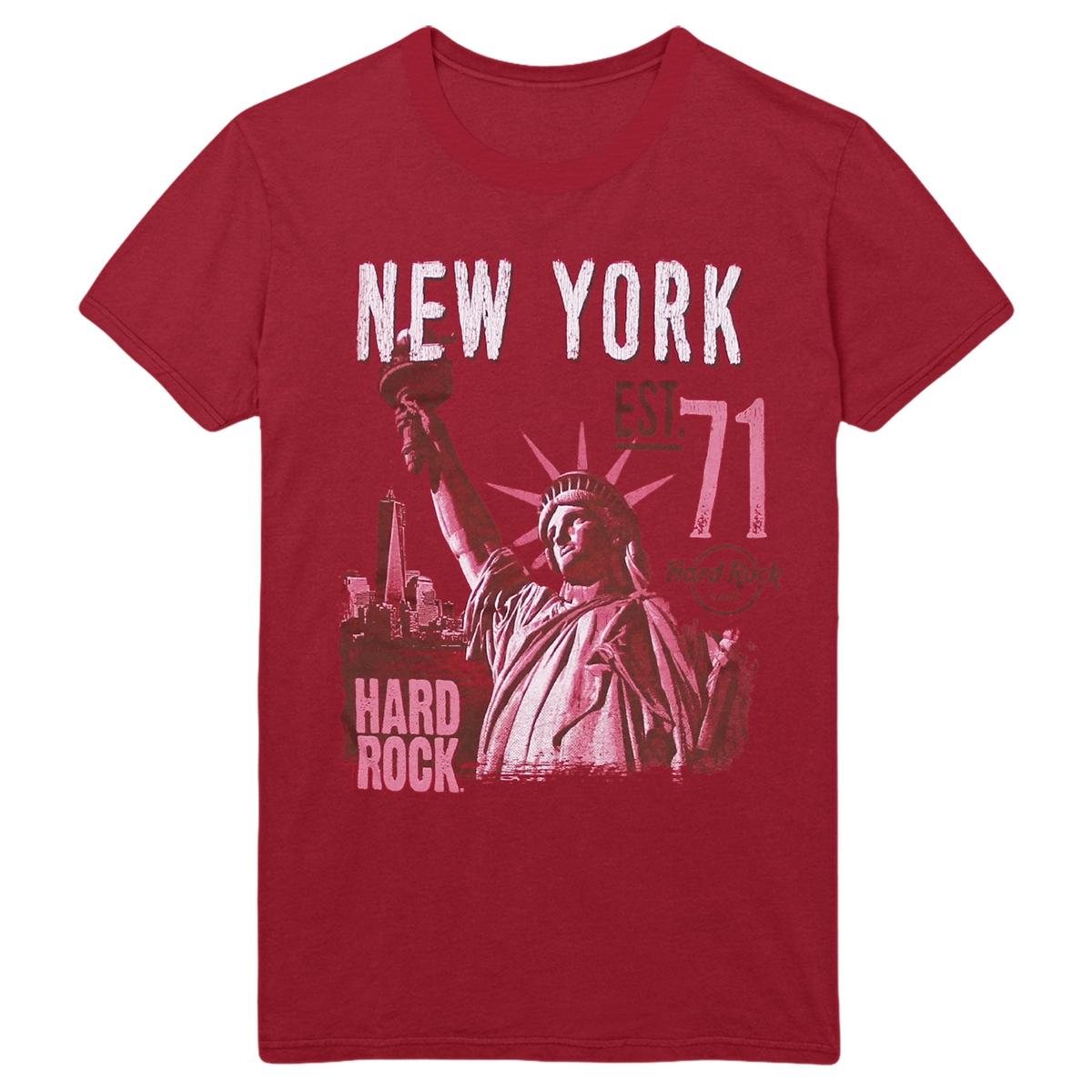 Ladies Alt City Scoop Tee V2 New York 0