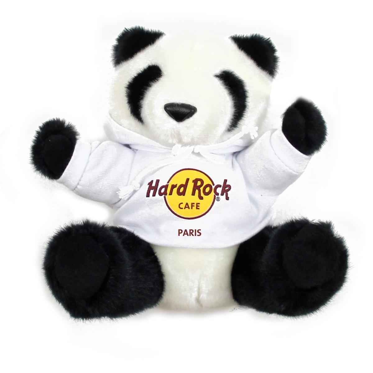Panda Hoodie Bear Paris 0