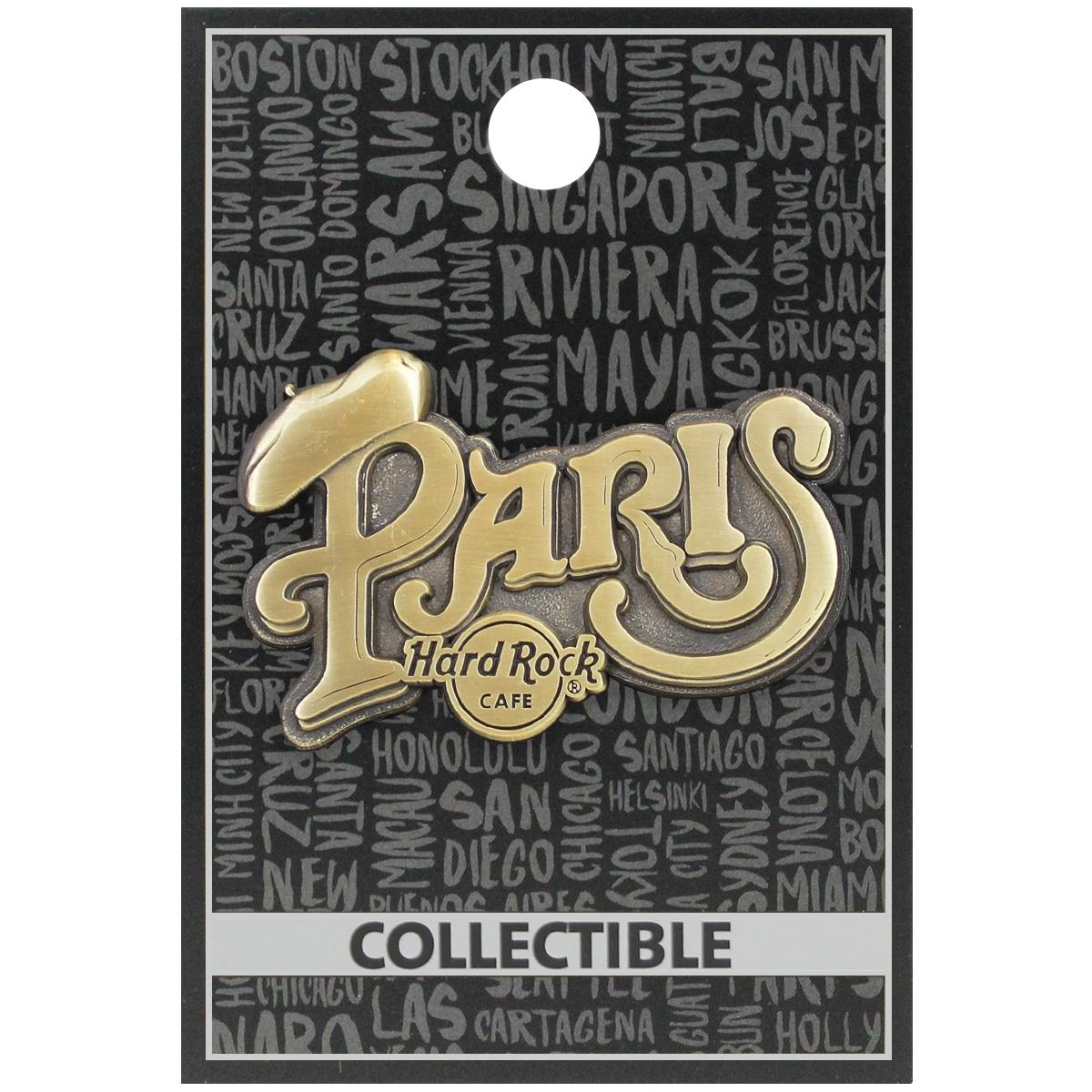 Core Destination Name Series Paris 0
