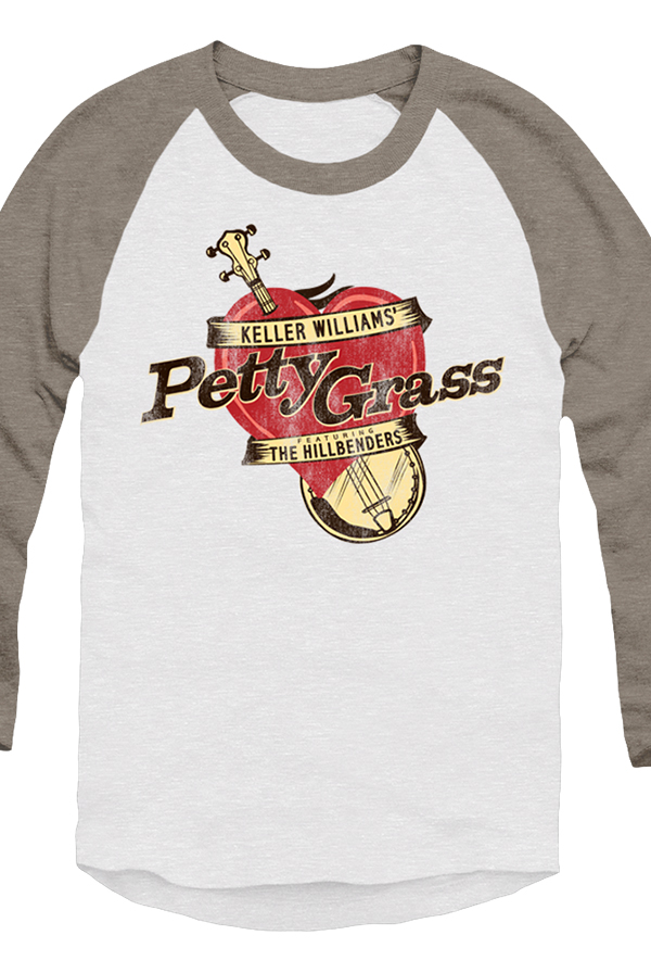 Vintage Petty Grass Raglan (Venetian Grey)