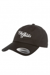 Blunts & Blondes Logo Dad Hat (Black)