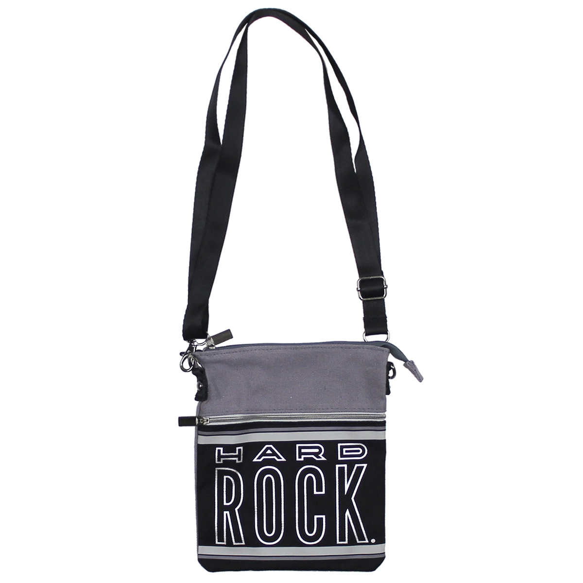 HR Cross Body Bag Grey 0