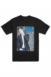 Carbonaro Live! Word Cloud Tee - Michael Carbonaro