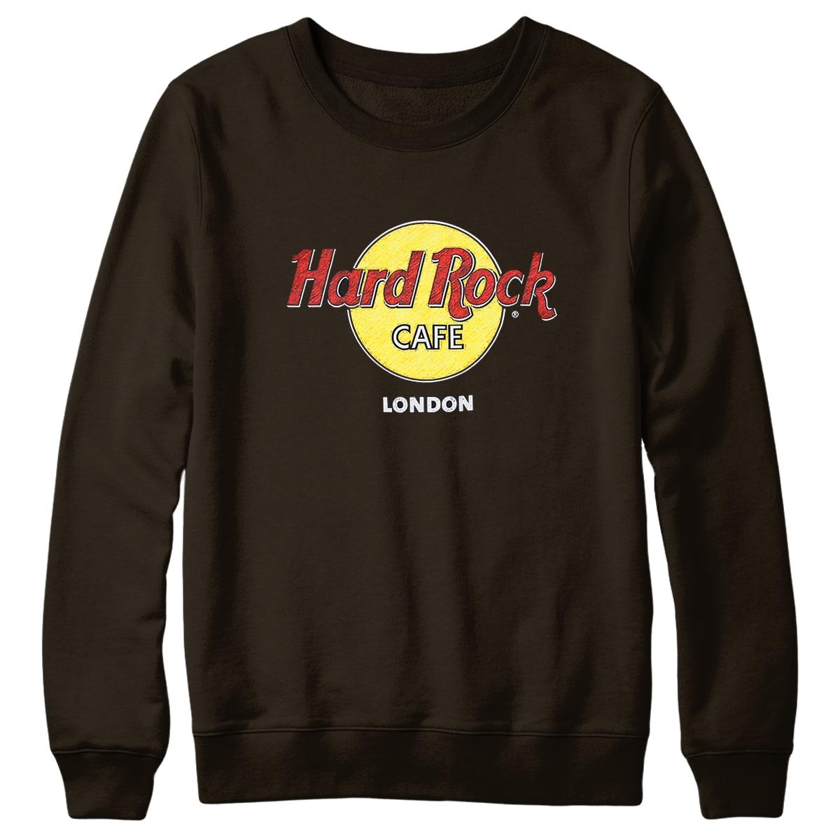 Throwback Logo Sweatshirt London 0