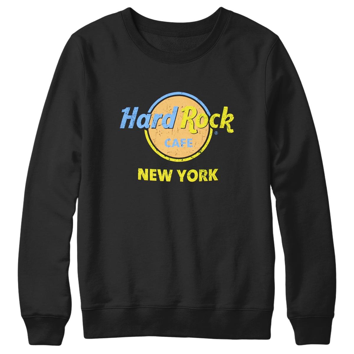 Throwback Logo Sweatshirt NYC 0