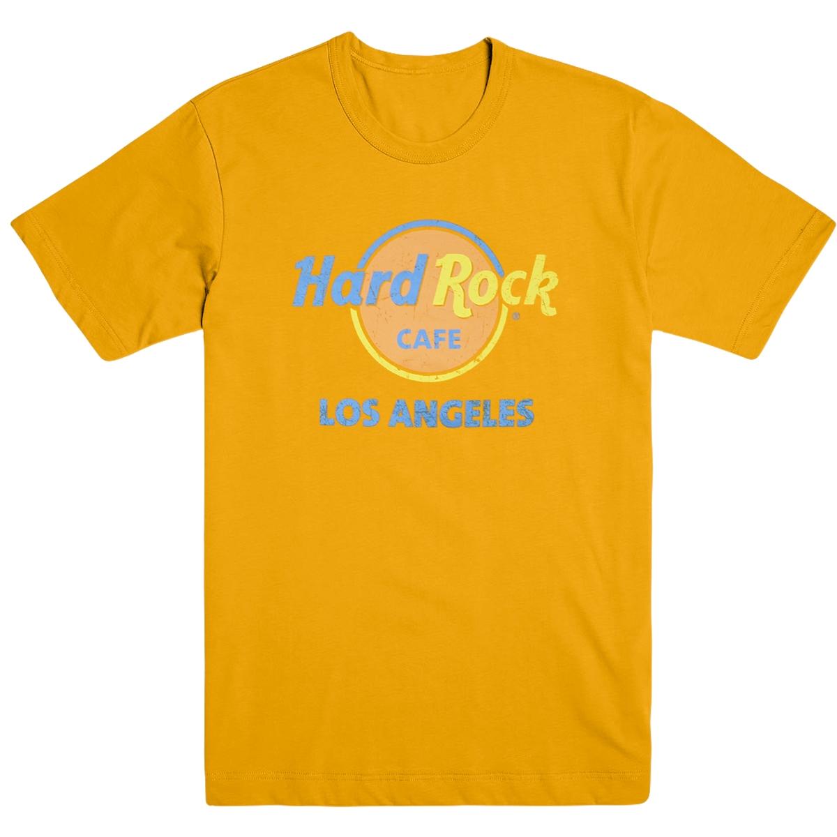 Throwback Logo Tee Los Angeles 0