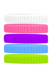 Carbonaro Live! Jelly Wristbands
