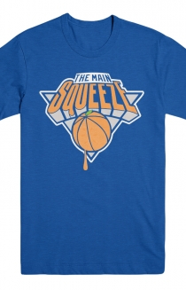 Knicked Tee (Royal)