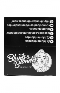 Blunts & Blondes Rolling Papers Box