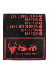 Squnto Rolling Papers Box
