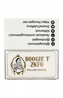 Boogie T Rolling Papers Box