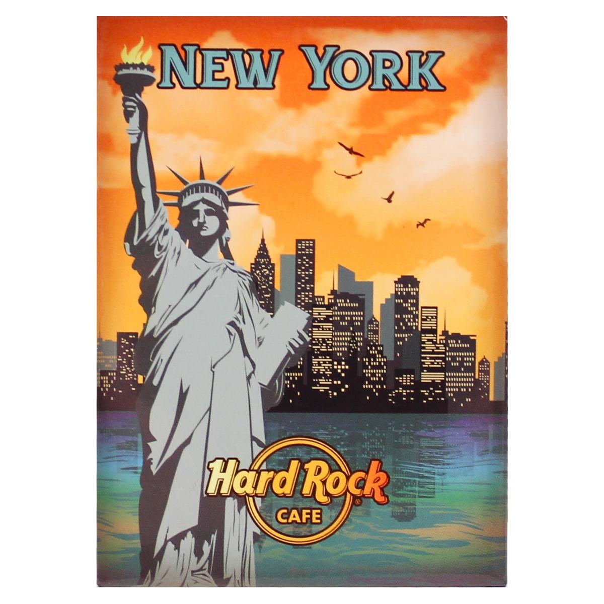Poster Magnet, New York 0