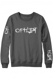 CYPHER SWEATER (CHARCOAL)
