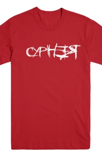 CYPHER TEE (RED)