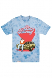 Bad Bunny Tee (Blue) - Limited Edition Series