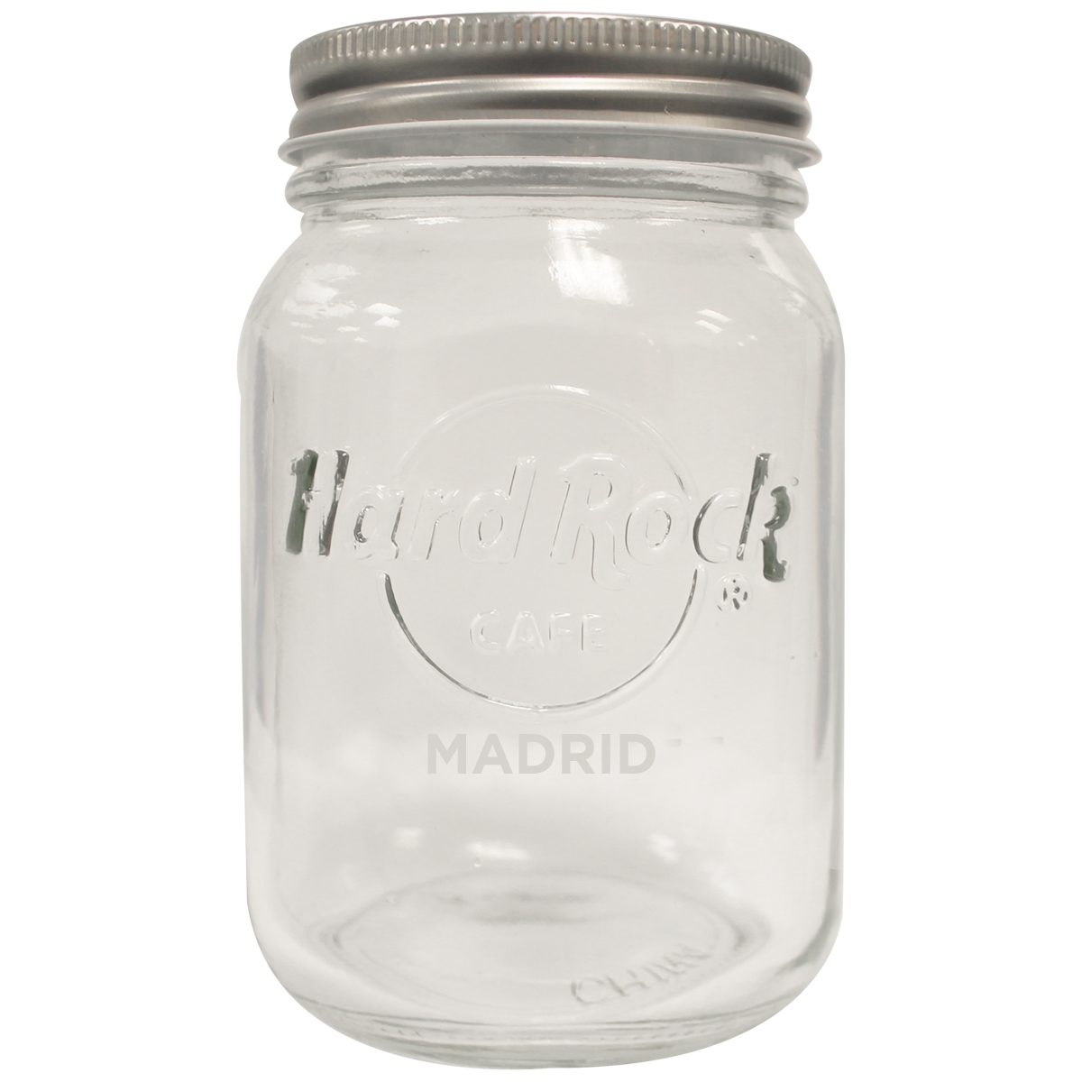 Mason Jar Madrid 0