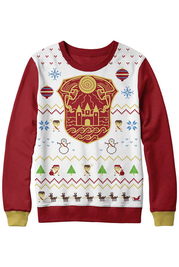 2018 Creativity Holiday Sweater