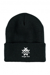 Stripes Beanie (Black)