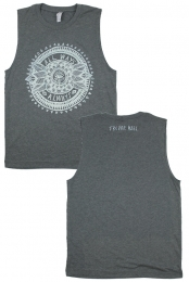 All Ways Always Muscle Tank (Heather Grey)