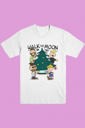 Cartoon Christmas Tee