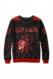 Iced Earth Ugly Sweater