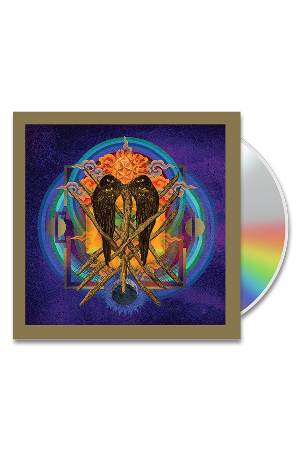 Our Raw Heart CD