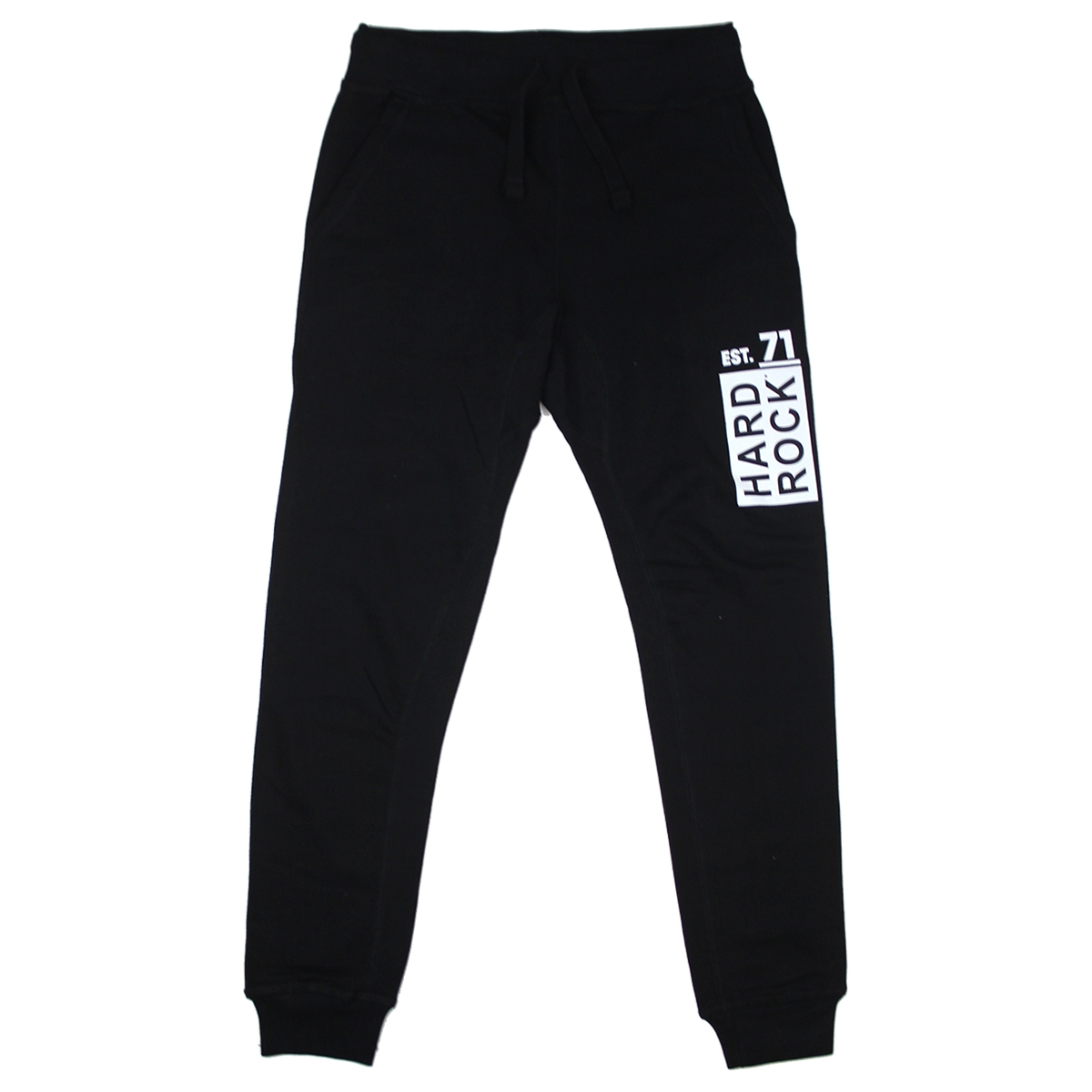 Mens HR Logo Jogger Black 0