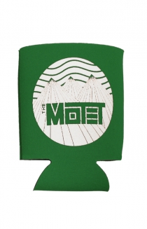 Mountain Can Cooler (Kelly Green)