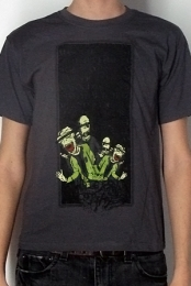 Zombies (dark grey)