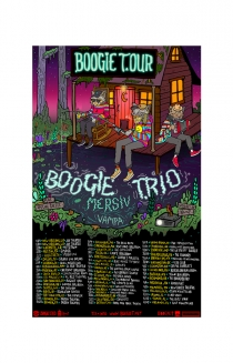 Boogie T.our Poster