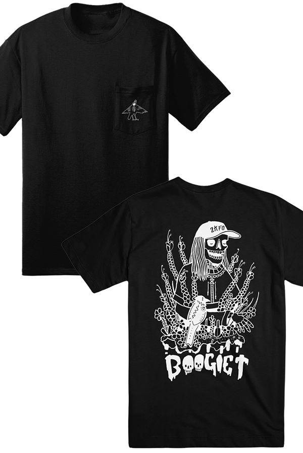 90f836c7 Raven Master Tee T-Shirt - Boogie T T-Shirts - Online Store on ...