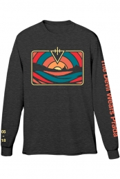 Sunset Long Sleeve (Charcoal)