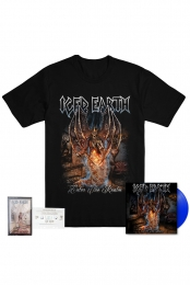 Enter the Realm Limited Blue LP, Tee, and Cassette Bundle