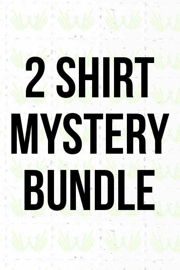 Two Shirt Mystery Bundle