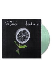 Limited Edition A Flourish and A Spoil LP Clear Green Vinyl