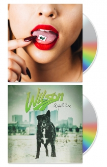 Tasty Nasty CD and Right to Rise CD Bundle